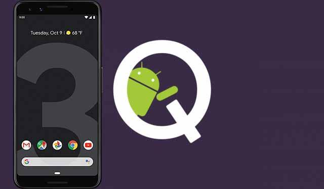 Google Pixel 3 Android Q ile pil rekoru kırdı! Dark Mod candır!