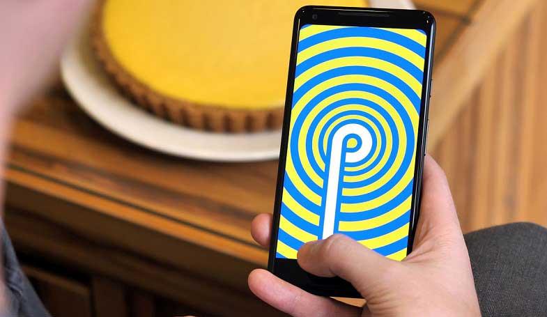 Google, Android 9 Pie için yeni bir güncelleme başlattı