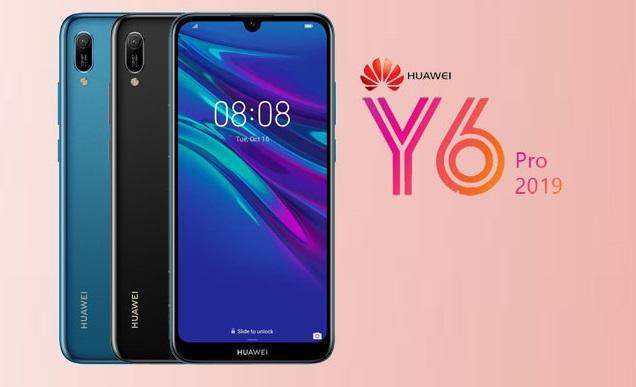 Uygun fiyatlı Huawei Y6 Pro 2019 tanıtıldı!