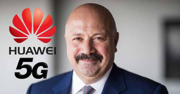 Turkcell Genel Müdürü Kaan Terzioğlu Huawei ile yola devam dedi!