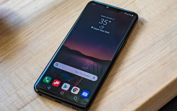 LG G8 ThinQ tanıtıldı! G7'ye benziyor ama daha iddialısı