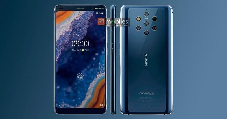 Nokia 9 kamera dışında hayal kırıklığı yaratacak!