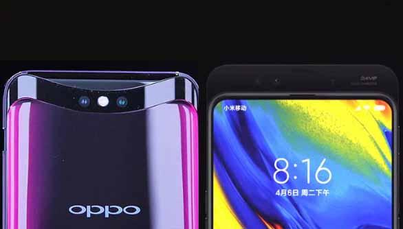 Ve Oppo Xiaomi rekabetinde kazanaaaannn!!!!