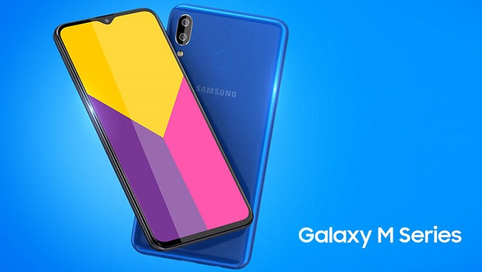Samsung Galaxy M10 ve M20