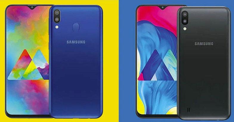 Galaxy M10 ve Galaxy M20 satışa sunuldu! Bu telefonlar çok can yakar!