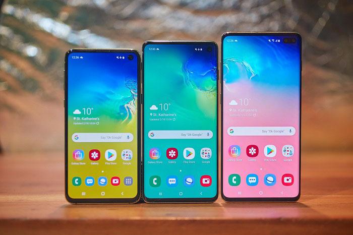 Samsung Galaxy S10'un iki farklı versiyonu daha geliyor