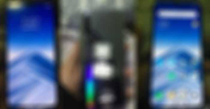 Xiaomi Mi 9 çalışırken görüntülendi! Su damlası mı?