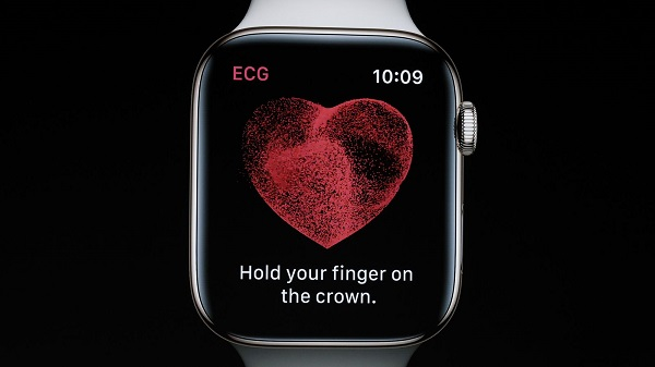 Apple Watch saved a person's life!