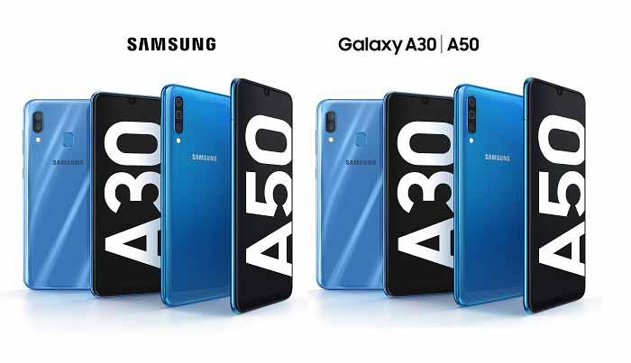 Samsung Galaxy A30 ve Galaxy A50 Türkiye satışı başladı! İşte fiyatlar!
