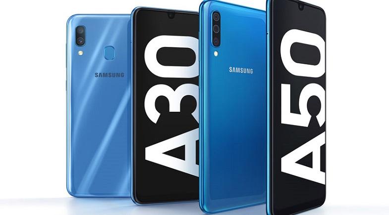 Samsung Galaxy A30 ve Galaxy A50'nin fiyatları açıklandı!