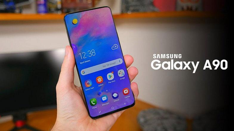 Samsung Galaxy A90 benchmark testi yayınlandı! 5G orta segment geliyor!