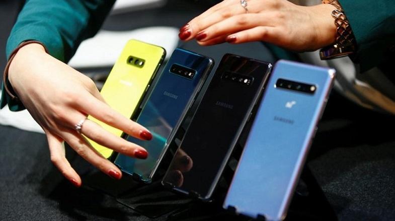 Galaxy S10 serisi yeni güncelleme ile daha hızlı şarj olacak