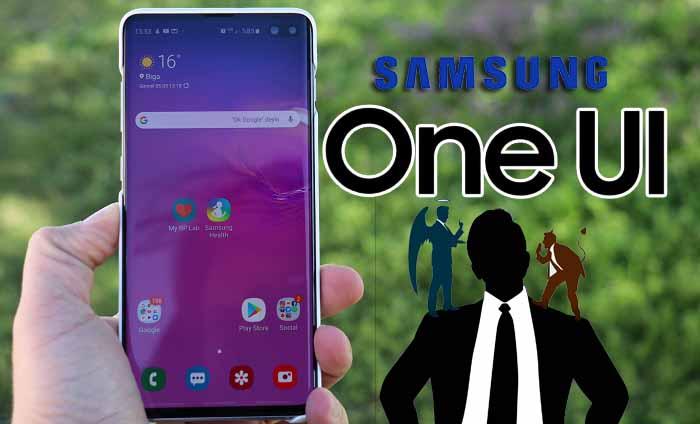 Galaxy S10 Plus OneUI arayüz inceleme! İyisiyle kötüsüyle