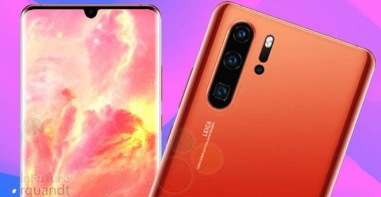 Huawei P30 ve P30 Pro'nun yeni resmi görüntüleri yayınlandı