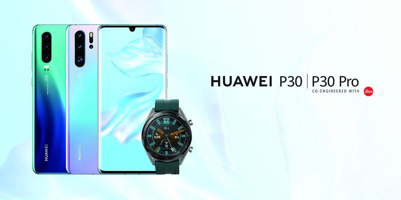 İşte Huawei P30 modellerin tanıtım videoları ve görselleri