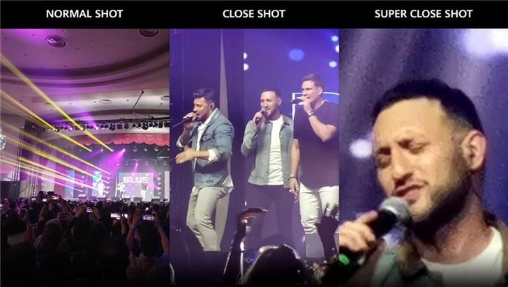 Huawei P30 Pro Super Zoom özelliği ile konserler daha keyifli!