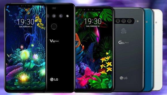 Özel Haber: LG G8s ThinQ ve LG G8 ThinQ Türkiye pazarına giriyor!