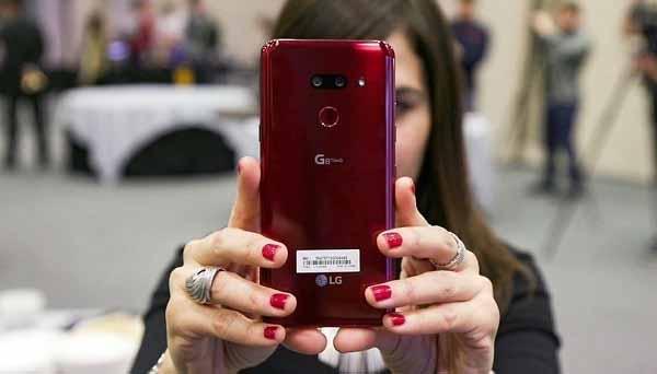 LG G8 ThinQ satışa sunuluyor! Fiyat bizi korkuttu!