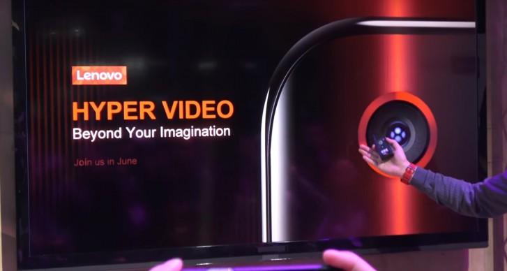 Lenovo Z6 Pro 100 megapiksel fotoğraf çekebilecek!