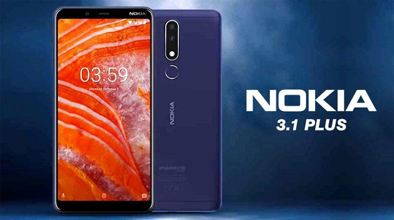 Uygun fiyatlı Nokia 3.1 Plus Türkiye'de satışa sunuldu!