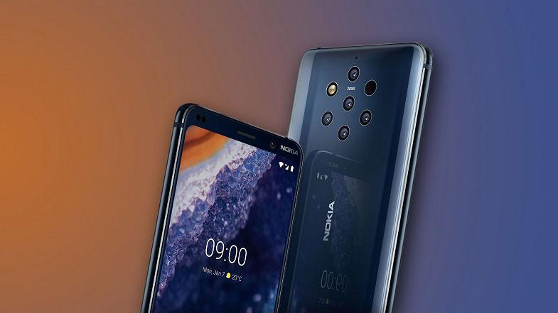 Nokia 9 PureView için kapsamlı bir güncelleme yolda
