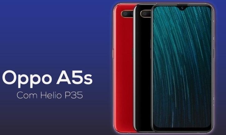 Oppo A5s resmileşti: Giriş seviyesi için iddialı bir telefon