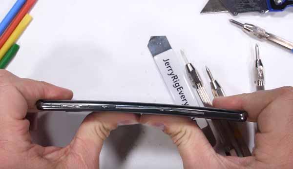 Samsung Galaxy S10 ne kadar sağlam?