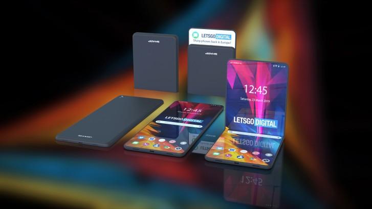 LG transparan katlanabilir telefon işine giriyor! Daha neler göreceğiz!
