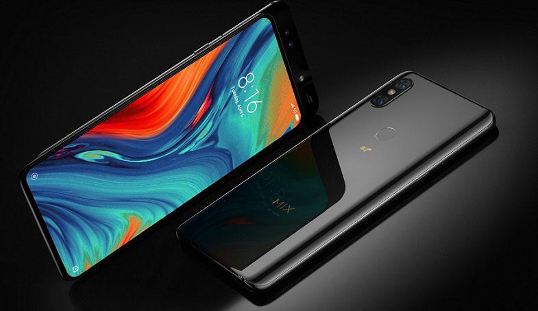 Xiaomi Mi Mix 3 5G için sürpriz gelişme!