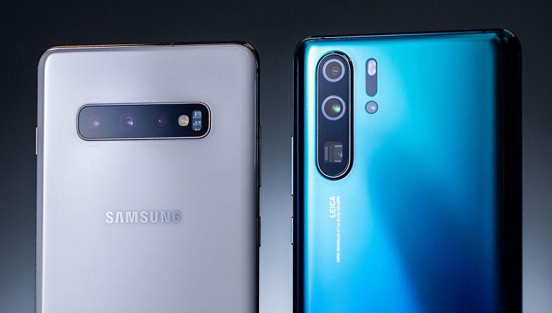 Huawei P30 Pro Galaxy S10 Plus ve Pixel 3 gece modu karşılaştırması