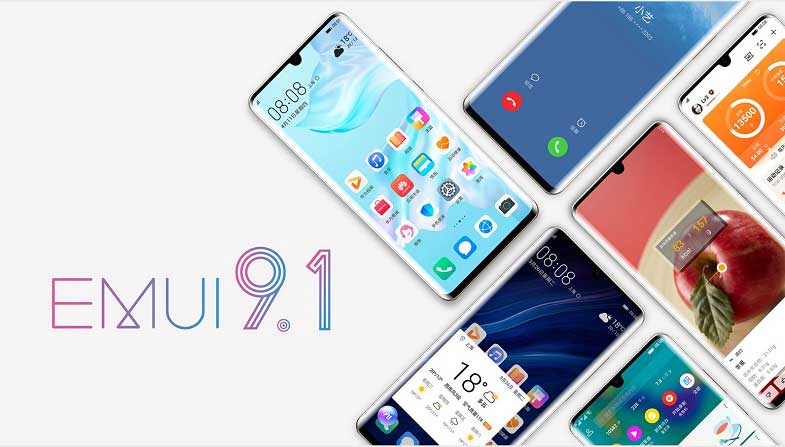 Huawei EMUI 9.1 güncellemesi 49 cihaza geliyor! İşte tam liste