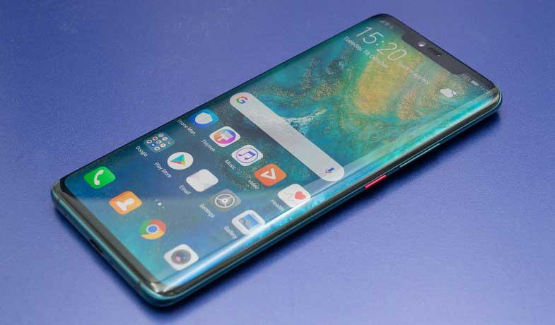 Huawei Mate 20 Pro yeni bir güncelleme almaya başladı
