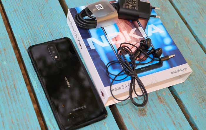 Nokia 5.1 Plus kutu açılışı! Fiyat iyi peki kutu yeterli mi?