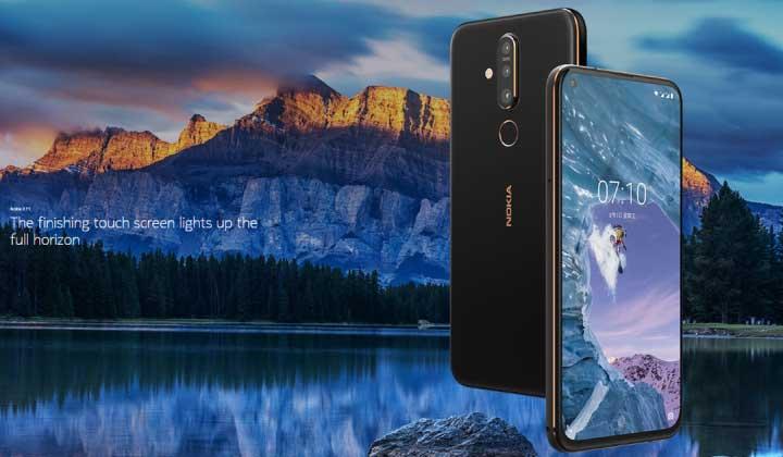 Üç arka kameralı Nokia X71 resmen tanıtıldı! İşte fiyatı