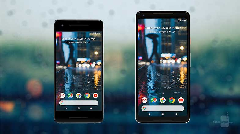 Google Pixel 2 ve Pixel 2 XL için yolun sonuna gelindi