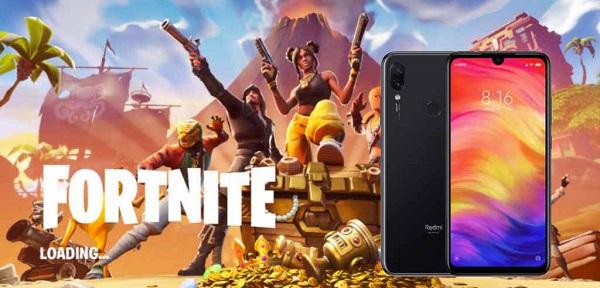 Redmi Note 7 Pro Fortnite desteği ile karşımızda!