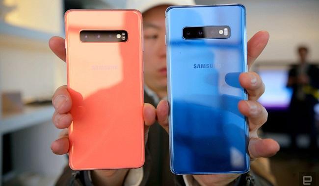 Galaxy S10 serisi için yeni güncelleme yayınlandı