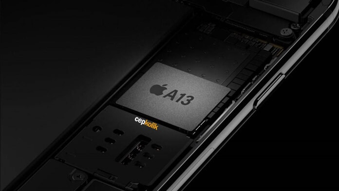 Apple A13 Bionic yonga seti üretimine başladı! iPhone 11 geliyor!