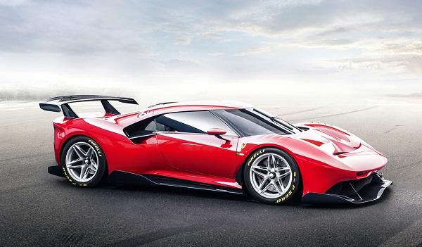 Sadece 1 adet üretilen Ferrari P80/C tanıtıldı! Araba değil uzay mekiği!