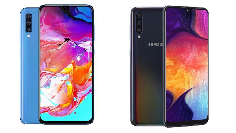 Samsung Galaxy A50 ve A70 satın alanlara hediye çeki sürprizi!