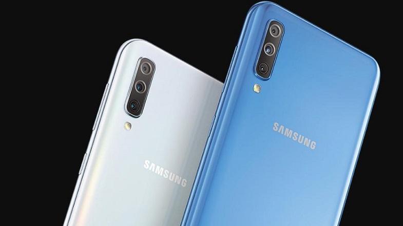 Galaxy A70 Android 10 ile tanıştı! Geç olsun güç olmasın!