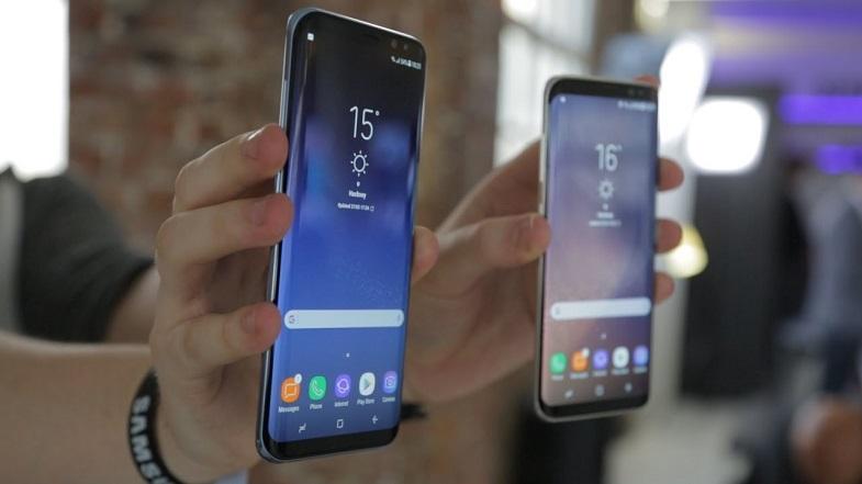 Galaxy S8 ve S8 Plus yeni bir güncelleme alıyor