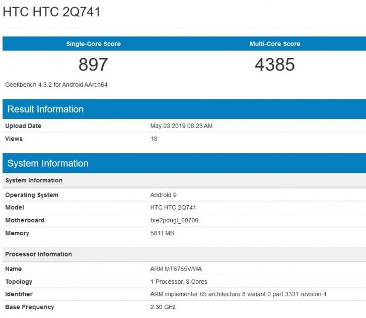 HTC MediaTek