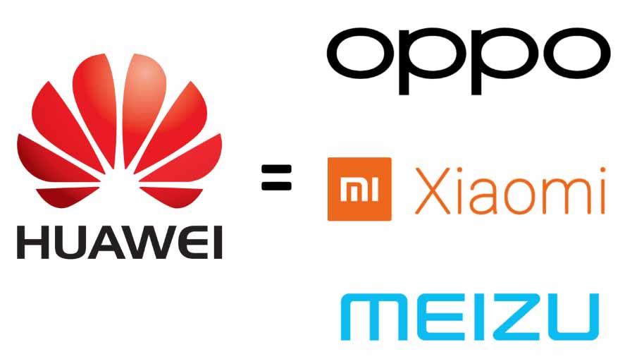 Huawei olayı Çinli üreticiler Oppo, Meizu ve Xiaomi etkiler mi?
