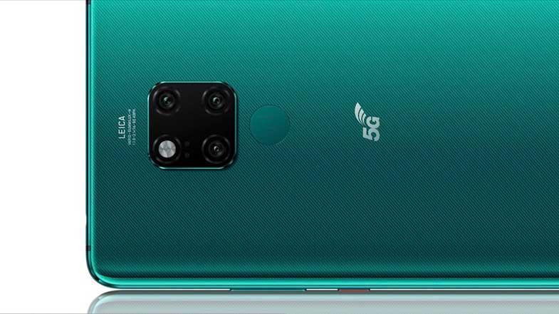 Huawei Mate 20 X 5G tanıtıldı! İşte fiyatı ve özellikleri