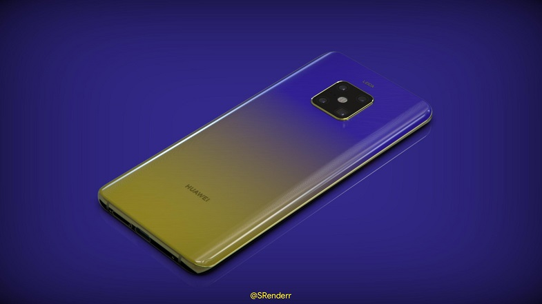 Huawei Mate 30 Pro gerçek görüntüleri ilk kez sızdırıldı!