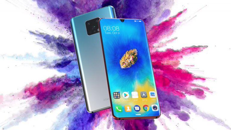 Huawei Mate 30 Pro böyle mi görünecek!