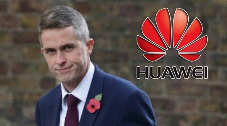 İngiltere Savunma Bakanı Huawei