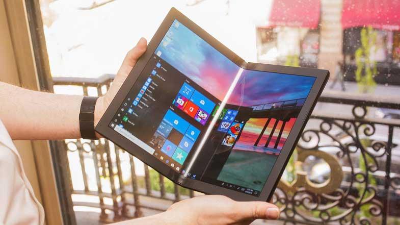 Lenovo ThinkPad X1: Karşınızda dünyanın katlanabilir ilk dizüstü bilgisayarı