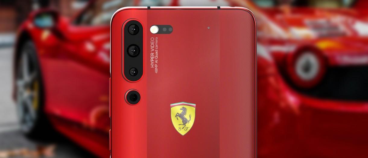 Lenovo Z6 Pro Ferrari resmen görüntülendi! Schumi aşkına…